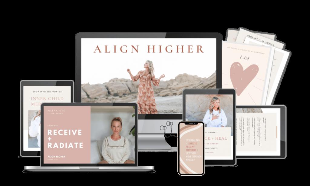 align higher img